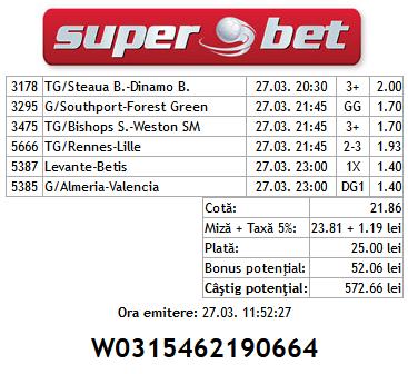 FREE TIP: Steaua Buc - Dinamo Buc  Over2,5 2.00