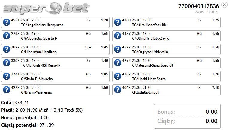 Bilet week-end(3) Hunter 24.05.2014!
