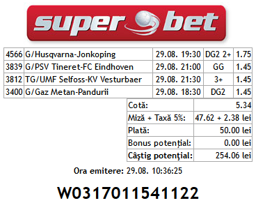 Bilete Vip Hunter 29.08.2014