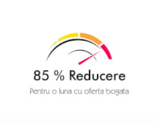 85% reducere hunter