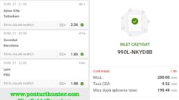 www.ponturihunter.com Vip+Gold/Premium